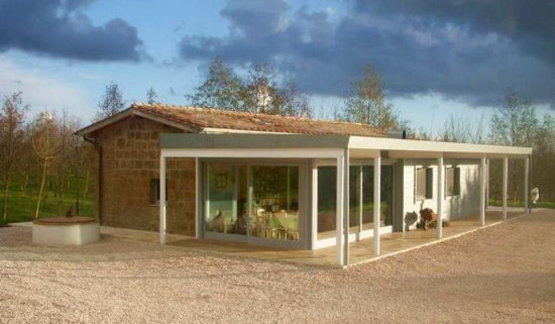 """THE ARCHITECTURE OF GROSSETO Let's Talk about """"""""Poggio Lungo"""", a Farmhouse for Sale"""
