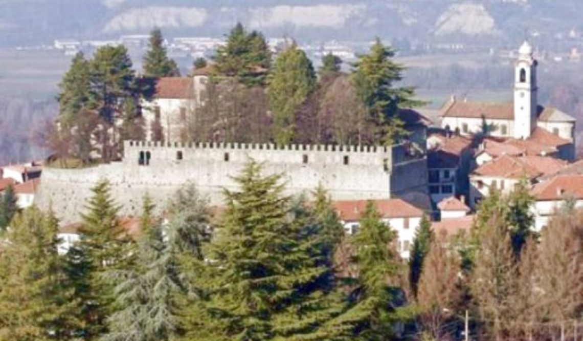 The Castle of Dreams in Monferrato