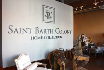 Saint Barth Colony vola a Los Angeles.Nuovo showroom nella città degli angeli