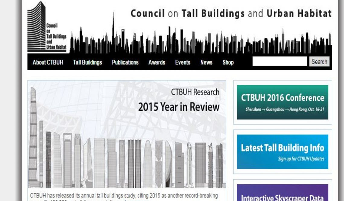 The property crisis eases – 73 New Skyscrapers built in 2013