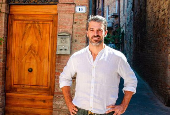 Luca Argentero Decided To Enlist The Services of Great Estate
