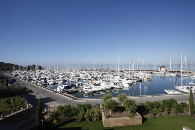 Porto a Marina di Scarlino