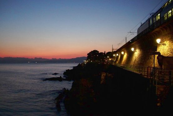 The Anita Garibaldi coastal walk: Combining history and beauty