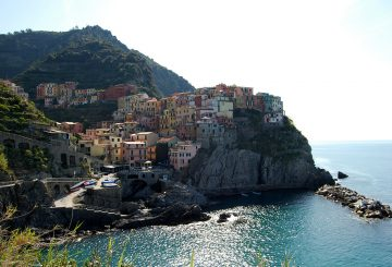 "Liguria in a Laps A New ""Digital Diary"" video tour"