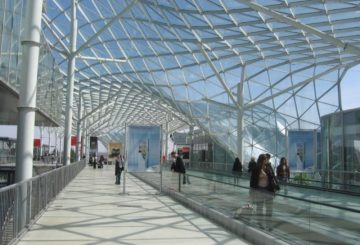 Certification of sustainability for Fiera Milano.The Rho designed by Fuksas