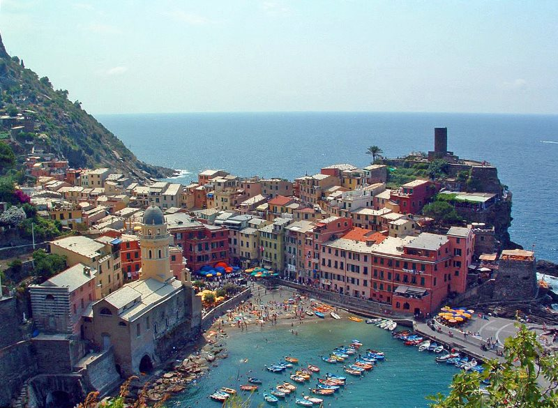 Buy a property in Liguria-How does the international market work in Liguria?