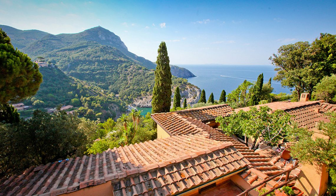 Selling a villa on the Argentario Tuscan coast to German clients