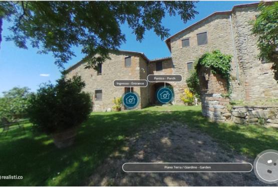 Protetto: Visite virtuali con clienti acquirenti tramite virtual tour