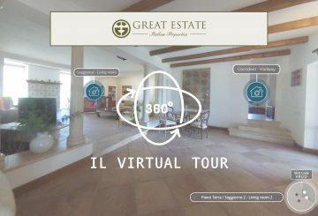 Protetto: Cos'è e come si realizza un perfetto Virtual Tour