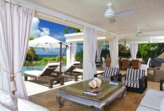 Luxury resort in St. James (Caraibi)