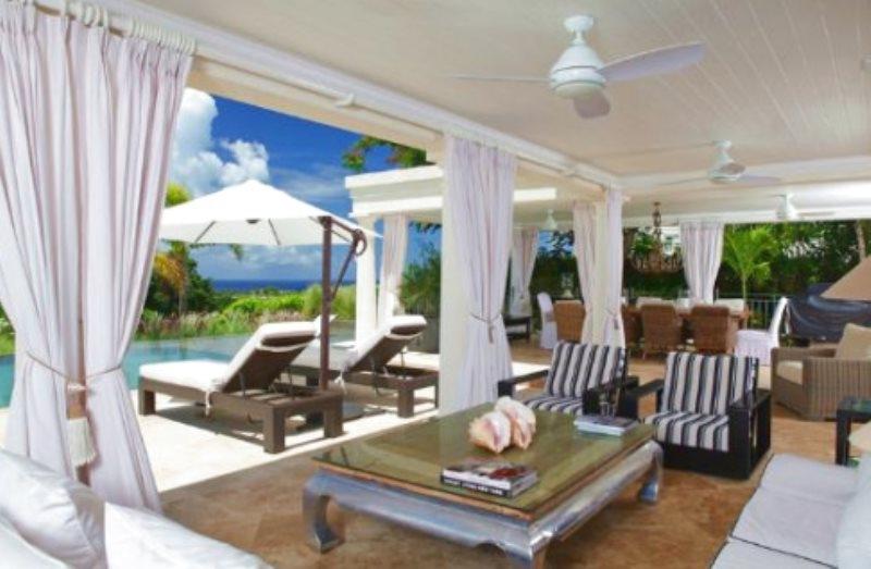 Luxury resort in St. James (Caraibi)