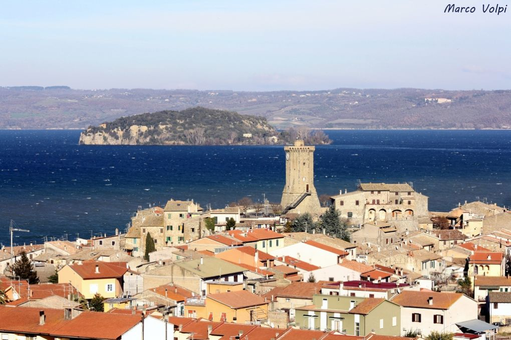 The most beautiful cities on the Bolsena Lake – what to visit