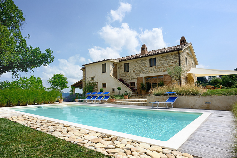 The real estate market in the Marche (Italy)