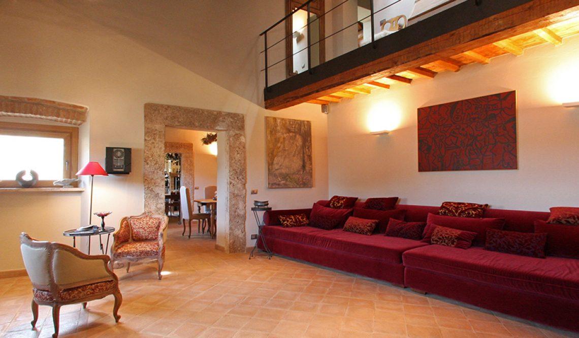 Great Estate vende un bellissimo appartamento nel centro storico a Cetona