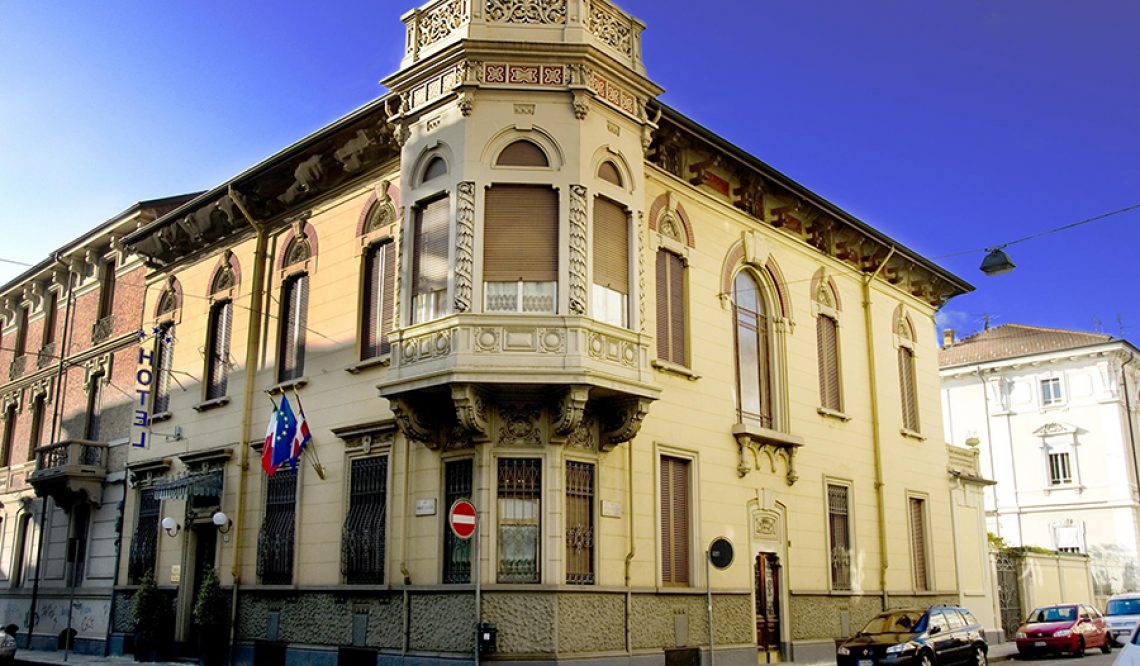 """Palazzetto Del Giglio"", a prestigious residence in the core of Turin, in the Cit-Turin district"