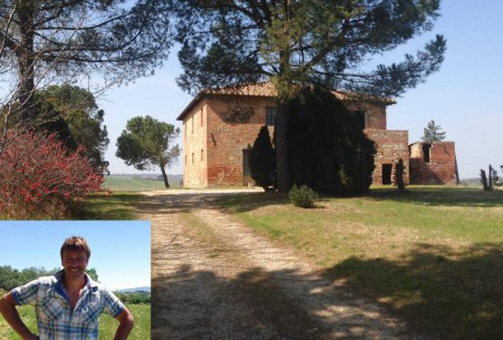 Interview with Tony Sizer, now owner of a beautiful property in Umbria