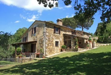 The works at the prestigious farmhouse in Tuscany recently sold by Great Estate