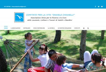 """Charity lunch organized by """"Comitato per la vita """"Daniele Chianelli"""""""