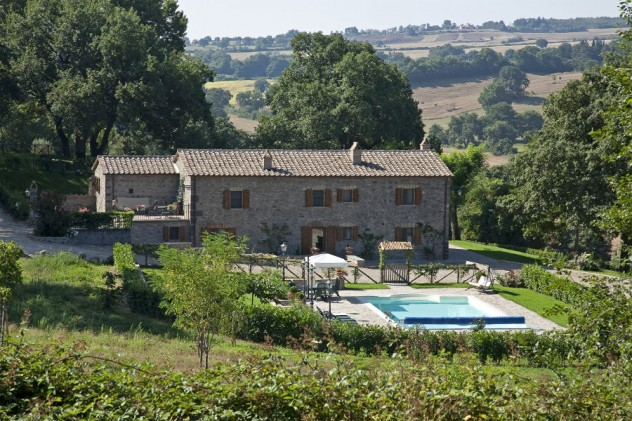 Farmhouse sold in Orvieto for € 1.020.000,00 — cpge2182 — 14 December 2015
