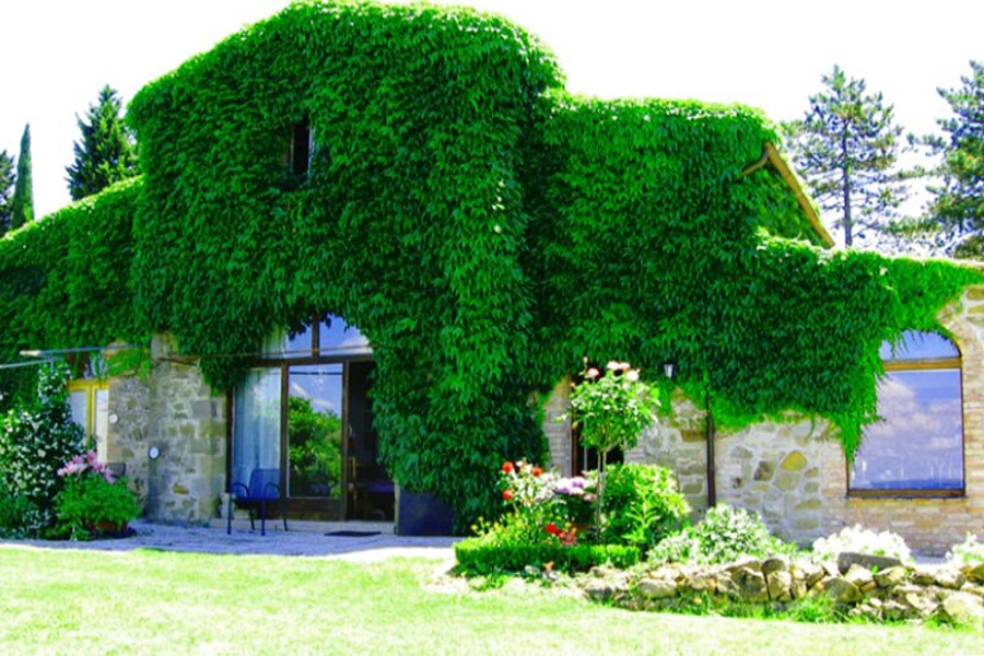 The Great Estate Group sells one of the most beautiful farmhouse in Umbria.Interview with Ms. Ulrike Hangartner