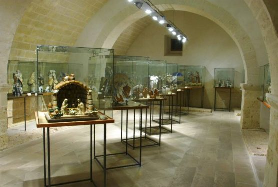 The ceramica museum in Grottaglie.To get to know the history of Puglia