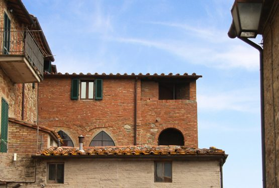 Palazzo del Console, A Luxury Apartment Sold in Monteleone d'Orvieto
