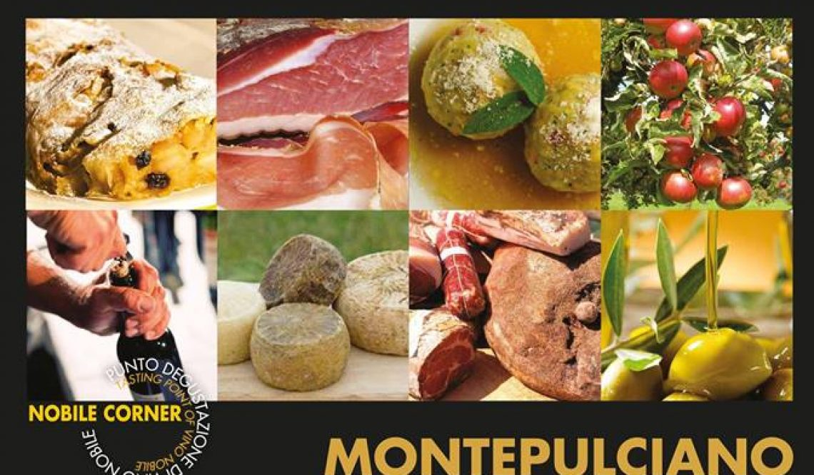 Tuscany Gustando VII Edition is back to Montepulciano, Siena: Tuscany meets the flavours of Trentino Alto Adige