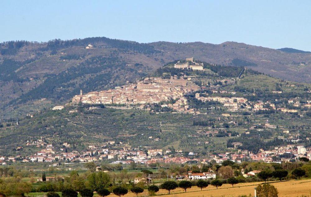 Cortona: arte, storia e…strepitose proprietà firmate Great Estate