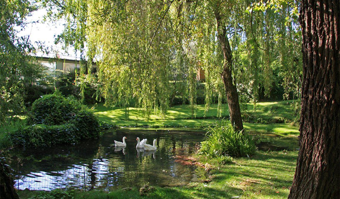 Il giardino incantato, uno dei più bei casali della Val di Chiana senese