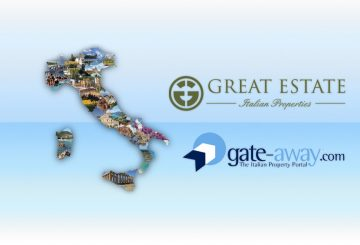 Gate-away.com: the results of 2016 – growing number of foreign clients looking for a second home in Italy