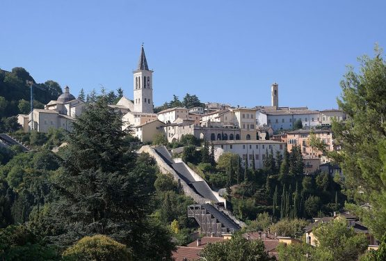 Spoleto: its artistic, cultural and territorial heritage