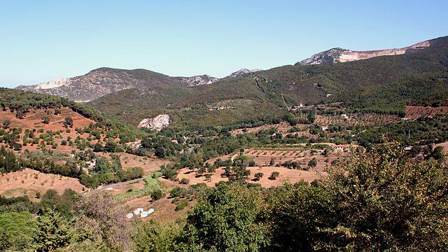 Montieri, borgo ecostenibile, Geoparco, Great Estate