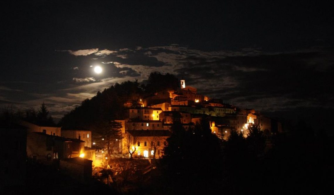 Montieri, Eco-Friendly Village and Tuscan Mining Geopark