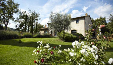 """Un' immagine del Casale """" La Dimora di Ulisse """", Cetona, Siena, Toscana, proposto in vendita da Great Estate"""