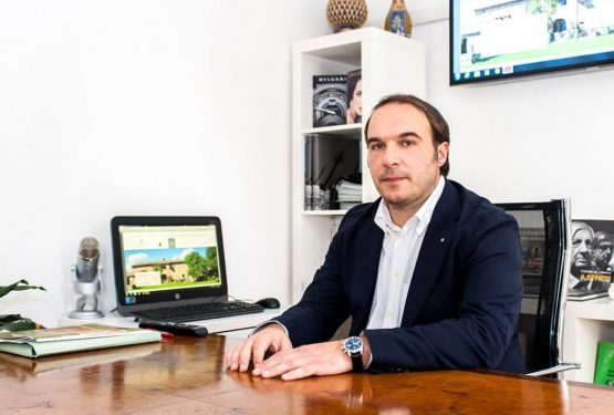 "Stefano Petri, Managing Director of Great Estate: ""Let's bet on luxury vacation rentals"""