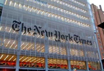 Il New York Times sceglie Great Estate