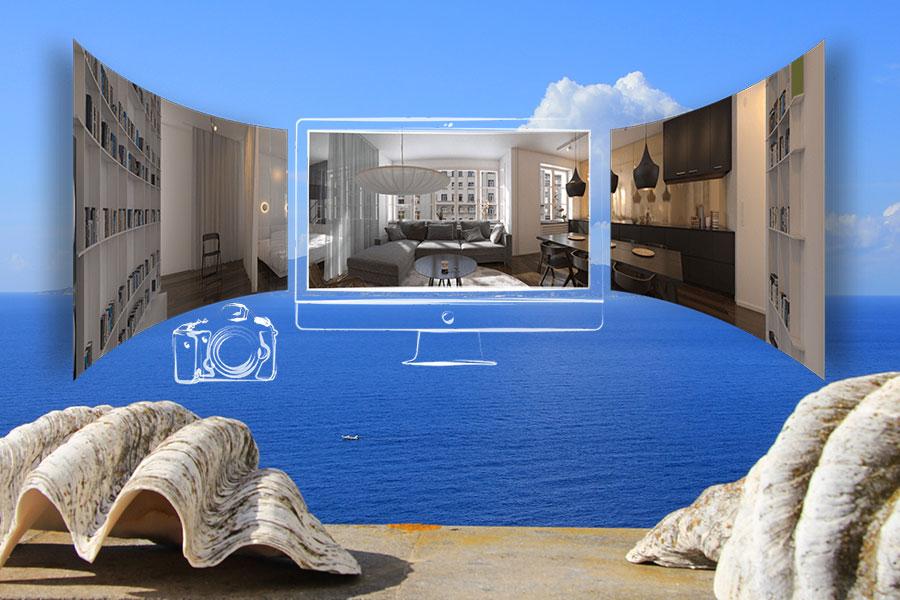 Great Estate si apre ai video tour 3D grazie a HypeReality