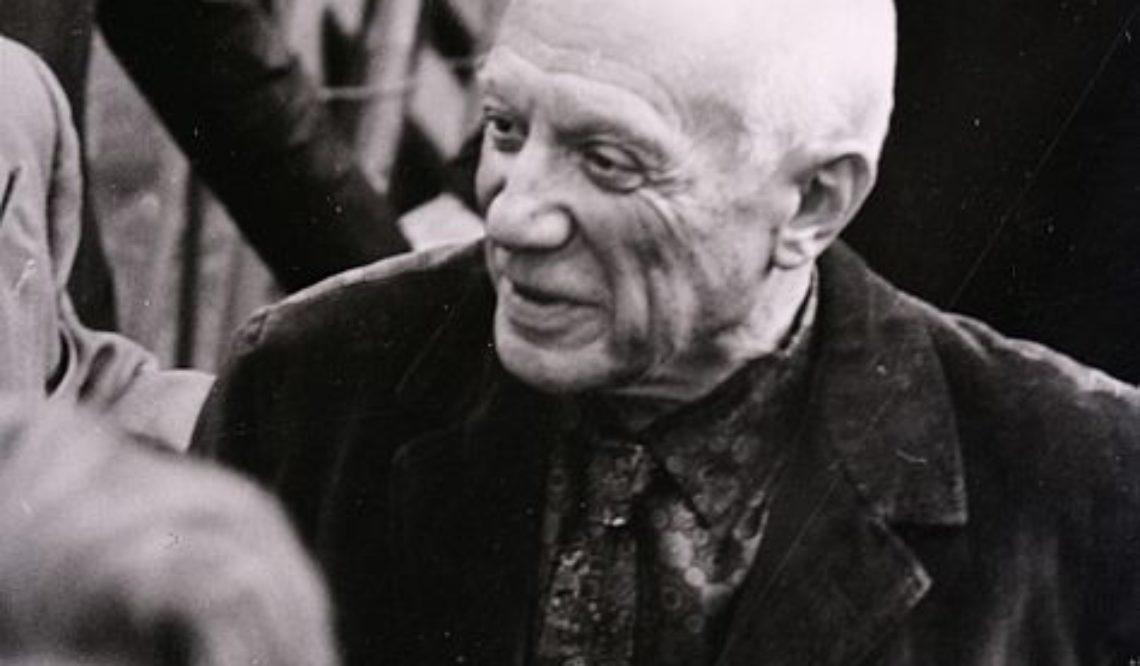 """""""L'Antro Del Minotauro"""" di Picasso: dalla Costa Azzurra al Brunei"""