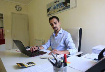 """Our agent Giacomo Buonavita and the sale of """"Il Poggio del Sole"""""""