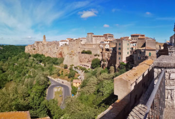 """Il Duomo Antico"": a magical view over the Cathedral of Pitigliano"