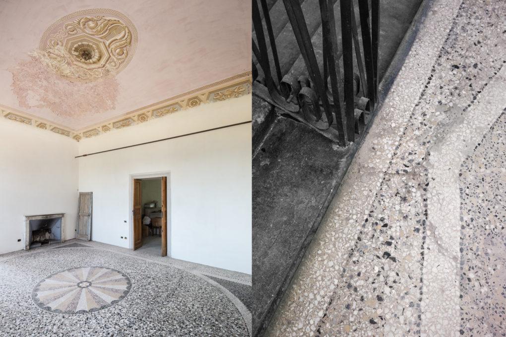 villa e cascina san giorgio, serravalle scrivia, alessandria, piemonte