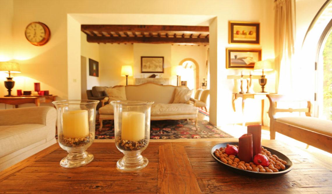 """Tuscan en plein air"": мечта на юге Тосканы"