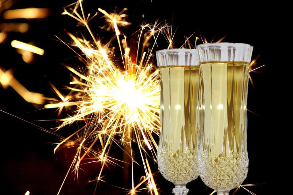 Great Estate ha festeggiato l'ultimo dell'anno a Todi