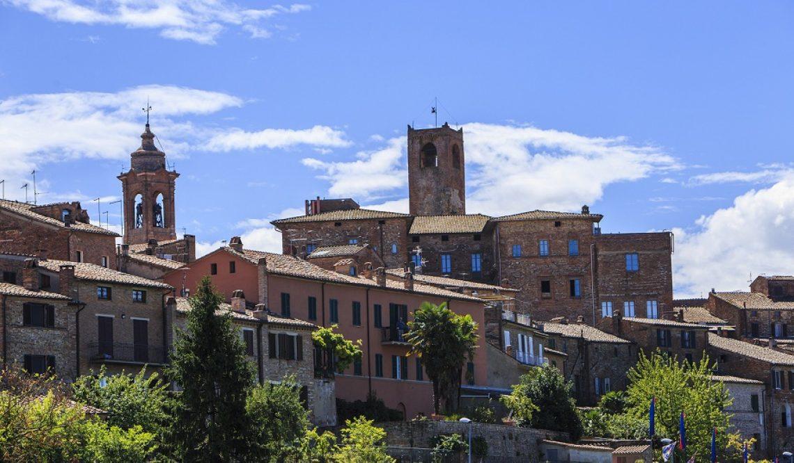 Vivere a Città della Pieve: un vivace borgo ricco di cultura, arte e natura