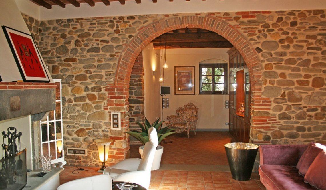 La perfetta rappresentazione dello stile toscano: Casale Magalotto