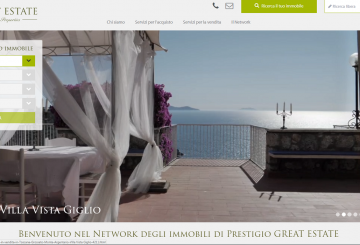 The new Great Estate website: the interview to the solution architect Francesco Cigna