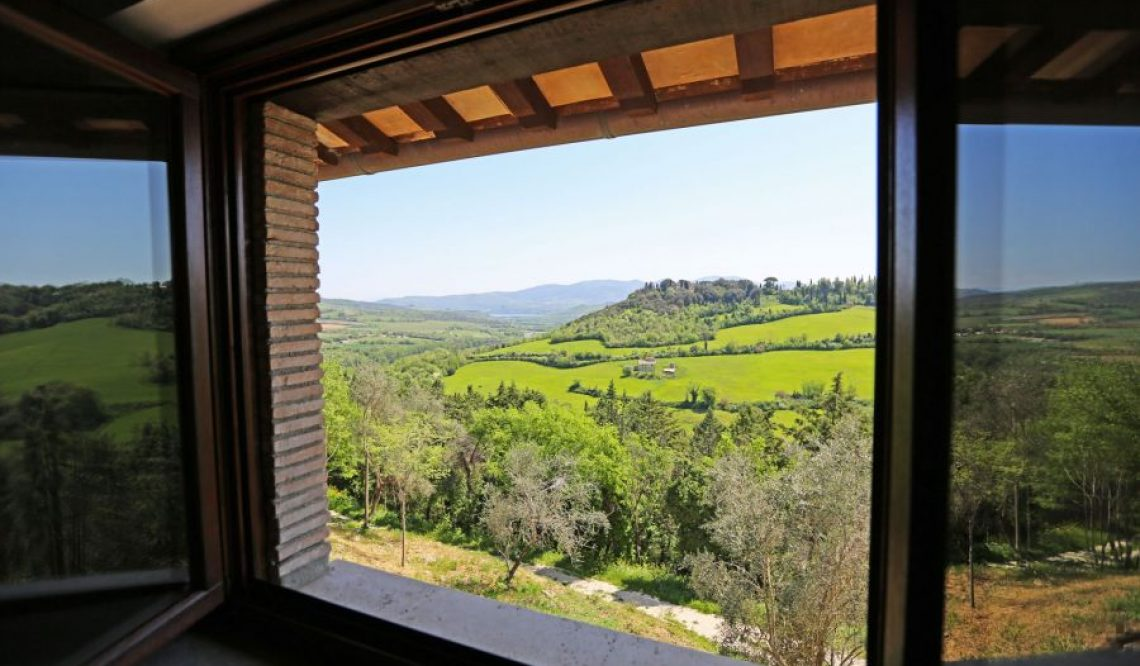 """""""La Rocca Dalla Bella Vista Sul Castello"""": un panorama da sogno"""