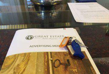 Aspettando l'estate 2018 Great Estate sigla una brillante vendita all'Argentario: Villa Cala Del Gesso