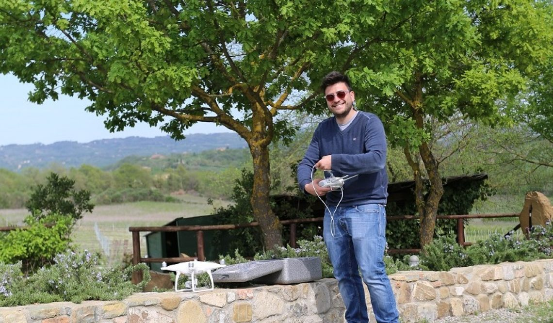 Great Estate sempre all'avanguardia: il nuovo drone DJI Phantom 4