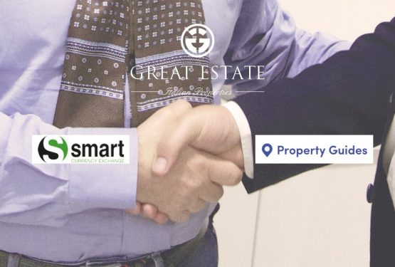 Great Estate and Smart Currency Exchange – Property Guides: a successful partnership